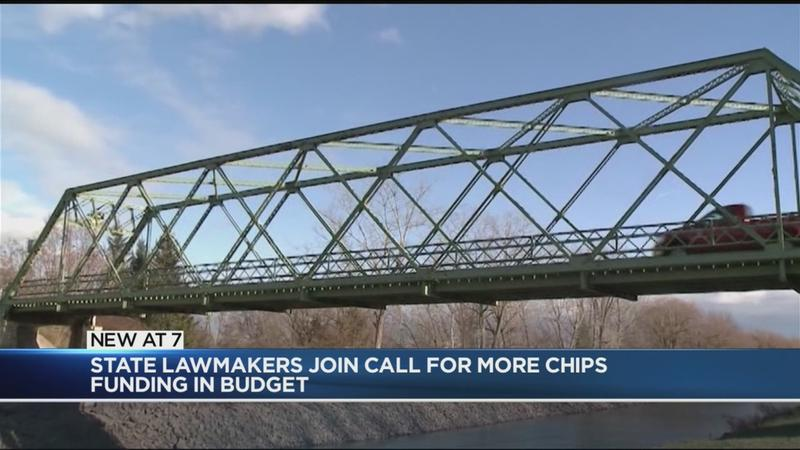 State lawmakers call for more funding to improve local roads and bridges