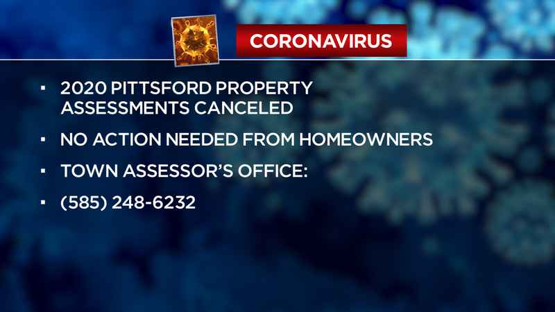 Town of Pittsford cancels 2020 property assessments