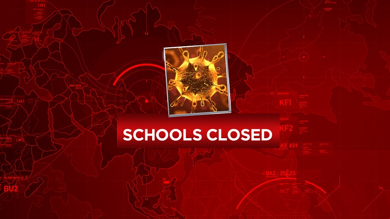 LIST: Local schools canceling in-person classes due to coronavirus