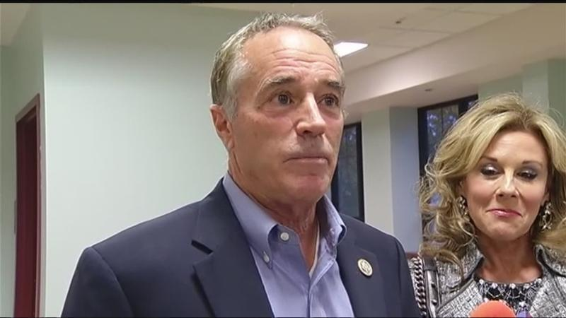 Former Rep. Chris Collins
