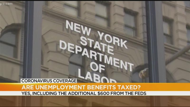Federal State Governments Taxing Unemployment Benefits Whec Com