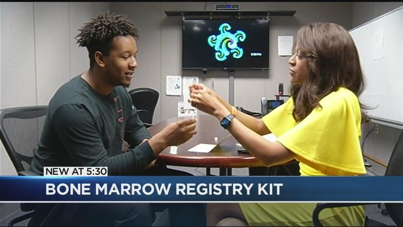 Hundreds of Rochester residents join bone marrow registry