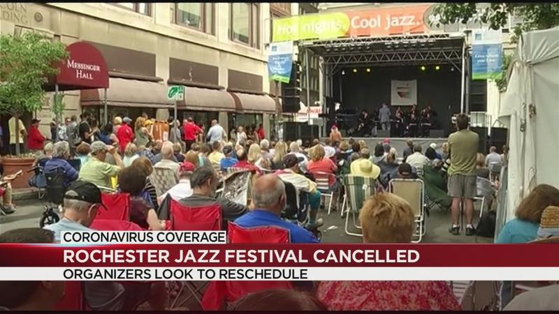 Organizers in process of rescheduling Jazz Fest