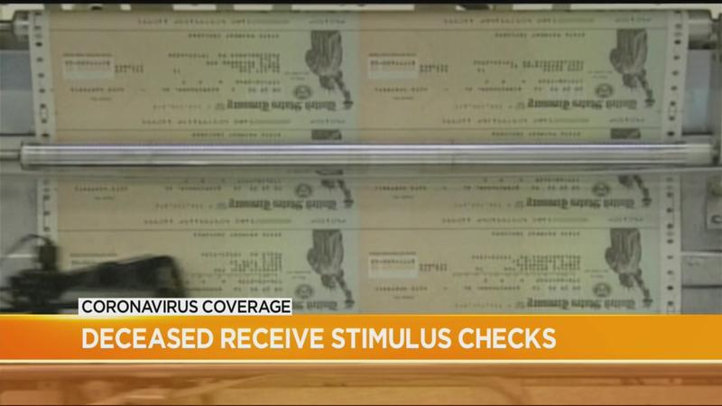Recently Deceased May Be Receiving Stimulus Checks Whec Com