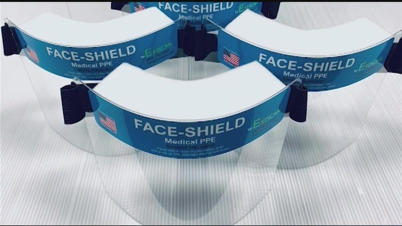 Small Business Spotlight: Exiscan retools to make face shields