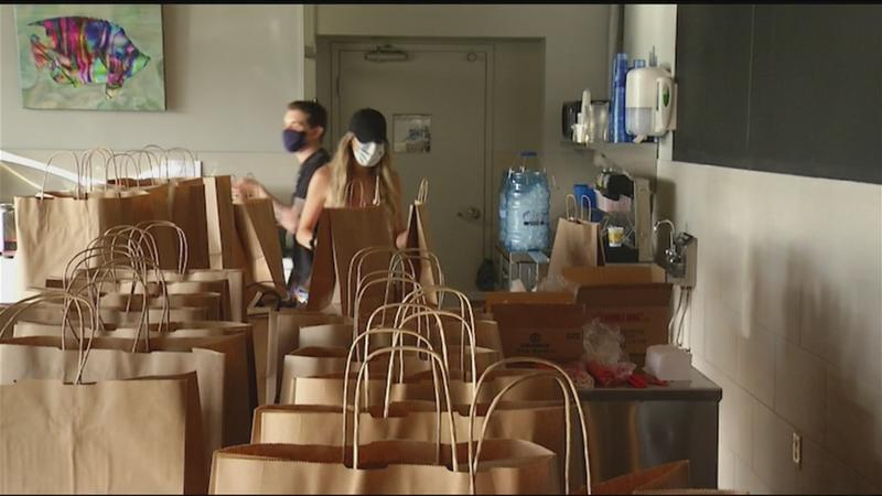 Beachside businesses prepare for Memorial Day weekend