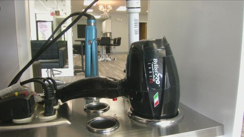 Hair salons able to reopen with some limitations