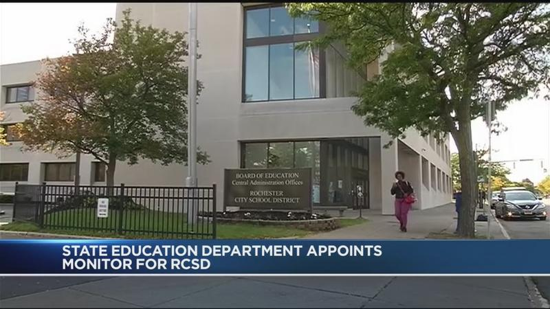 Monitor appointed for RCSD