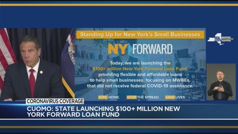 NY launches fund to assist small businesses