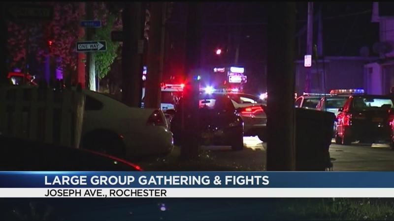 RPD chief says department 'will not stand' for large fights like Friday's