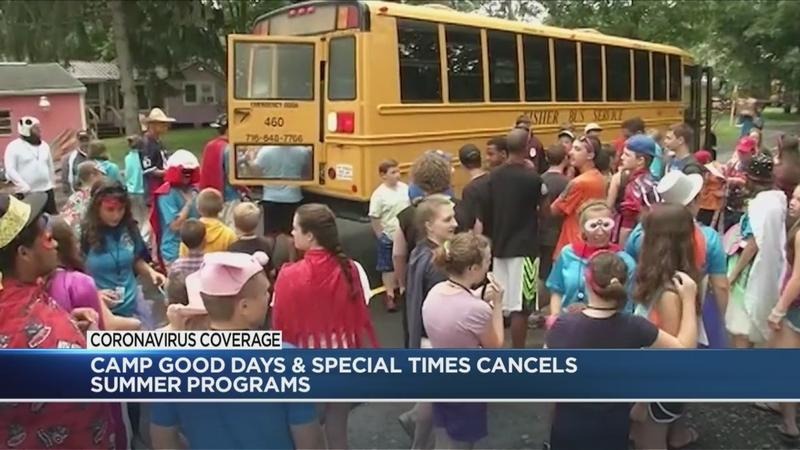Camp Good Days & Special Times cancels summer programs