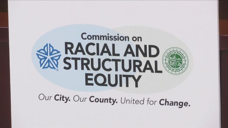Co-chair of Commission on Race and Structural Equity selected