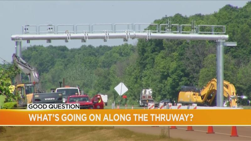 Good Question: What's happening along the Thruway?