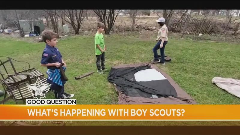 Good Question: What's happening this summer with Boy Scouts?