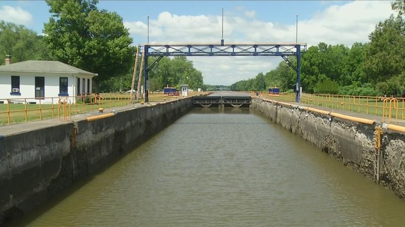 Most Erie Canal locks now reopened