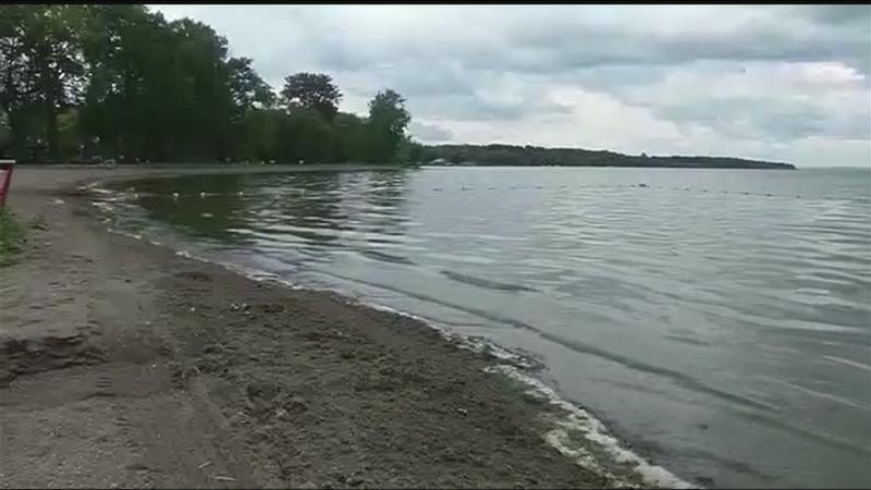Harmful Algae Blooms found in Conesus Lake