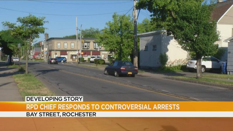 RPD responds to 2 controversial arrests