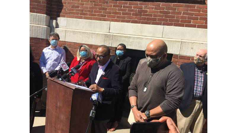 Local faith leaders push to fight racism, condemn violence