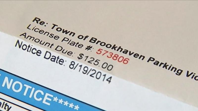 Deja Vu: Greece man gets warning over bogus Long Island parking ticket... again