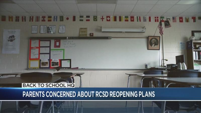 Despite RTA objection, RCSD releases hybrid reopening plan