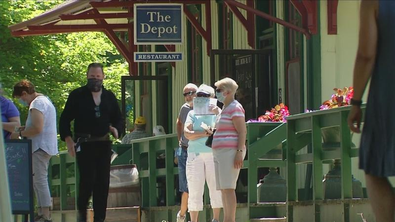 Genesee Country Museum holds Independence Day celebration