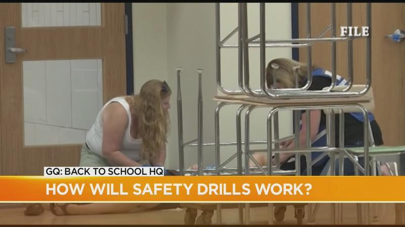 Good Question: How will safety drills work?