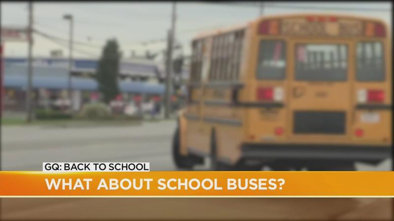 Good Question: What are the rules for school buses?