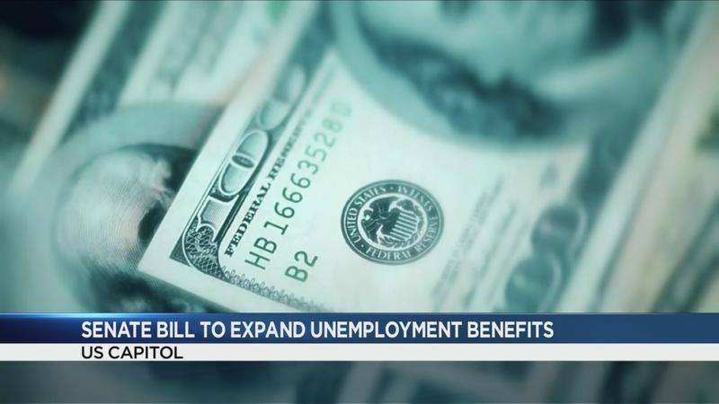 Senate Democrats introduce plan to extend extra unemployment benefits