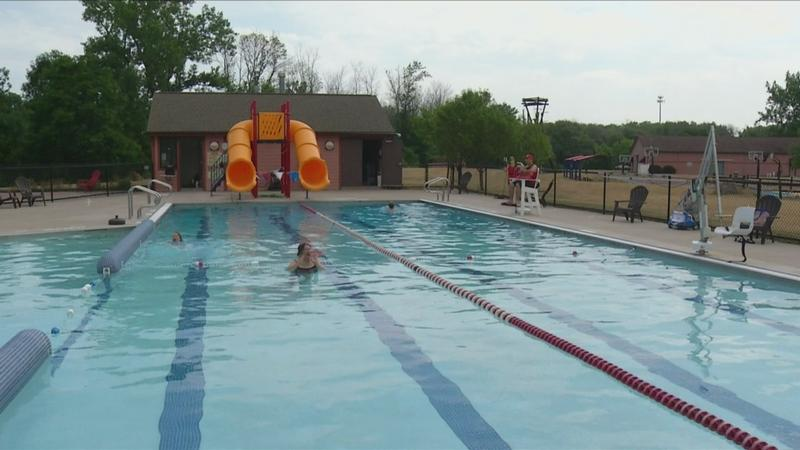 YMCA swimming centers reopen