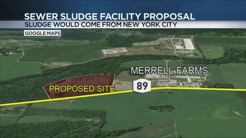 Application for NYC sewer sludge composting facility in Wayne County pulled