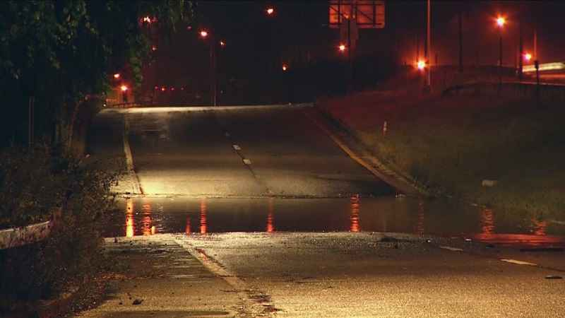 Flooding causes issues in Monroe County