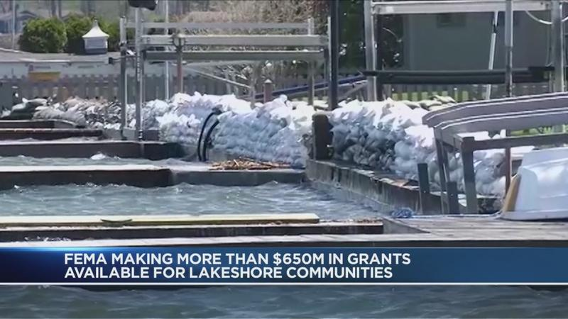 $660M in FEMA grants available for Lake Ontario flooding protection
