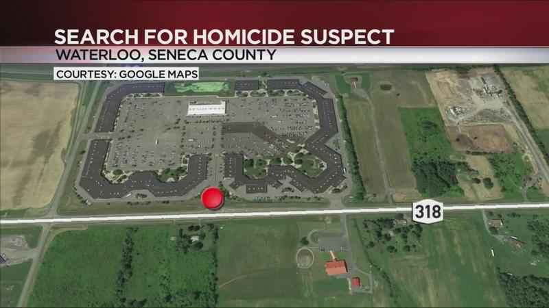 Manhunt for homicide suspect underway in Junius, Seneca County