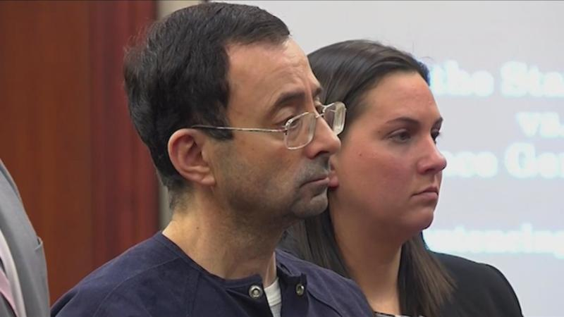 CVA lawsuit alleges Nassar sexually assaulted gymnast at Rochester US Olympic qualifier in 1999
