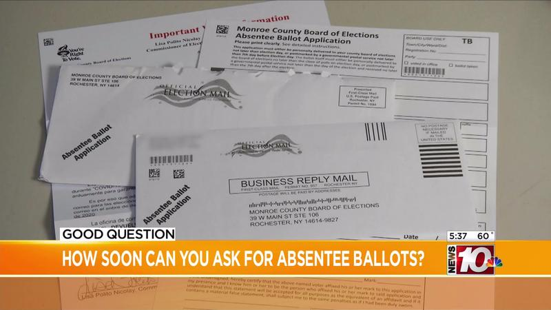 Good Question: How to vote absentee in November?
