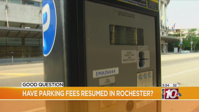 Good Question: Overcharged for parking tickets during the pandemic?