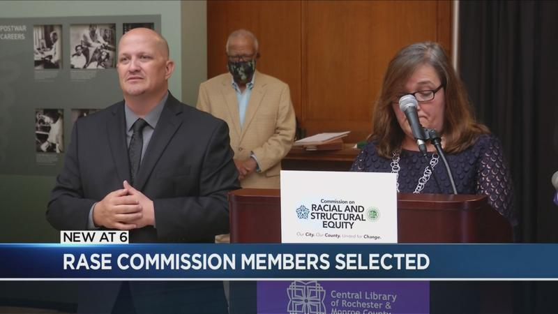 Members of Commission of Racial and Structural Equity selected