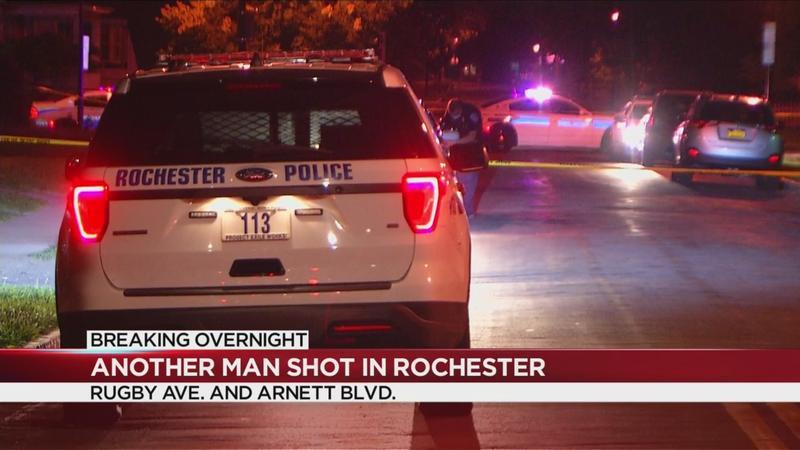 RPD: 19-year-old hospitalized after shooting in Rochester