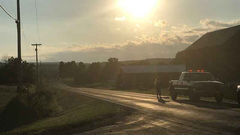 Serious horse and buggy crash reported in Yates County