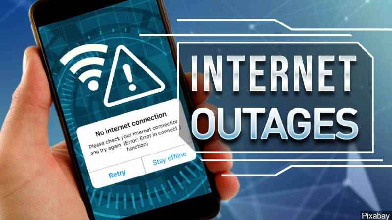 CenturyLink reports widespread internet outages across the ...