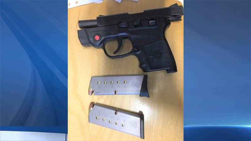 Albion woman with loaded gun stopped at Philadelphia International Airport