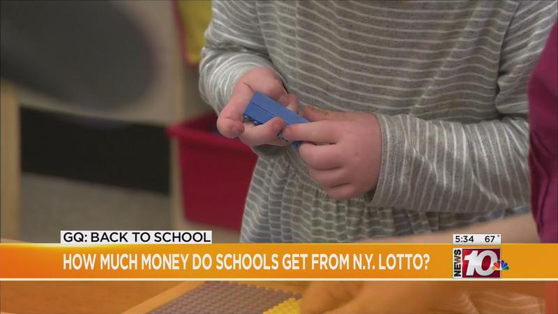 Good Question: How much money do schools get from NY lotto?