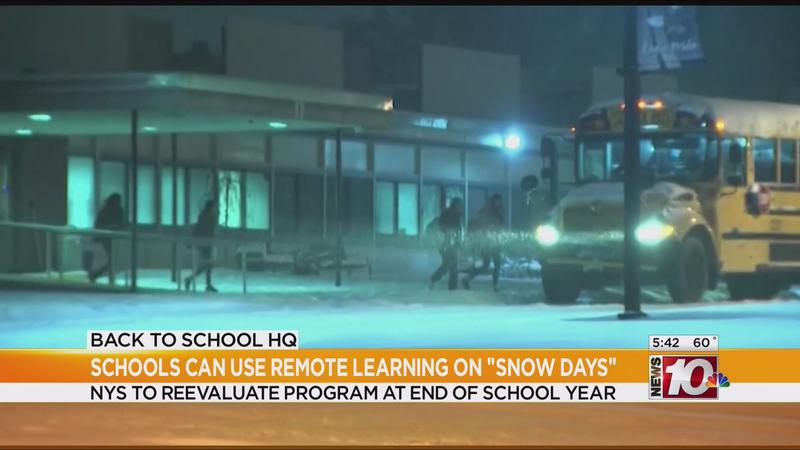 Good Question: What's happening with snow days?