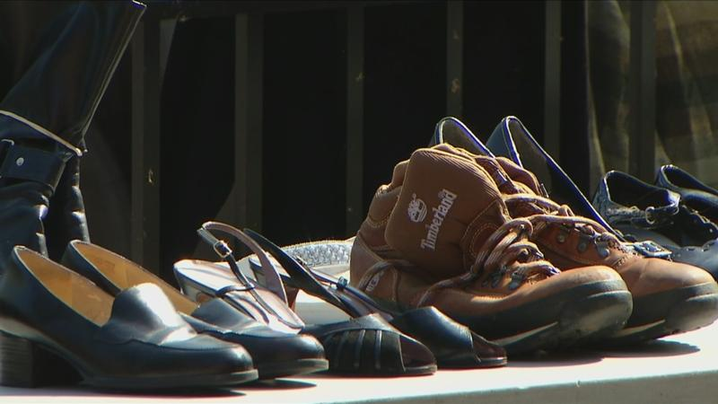 Local church holds back-to-school giveaway