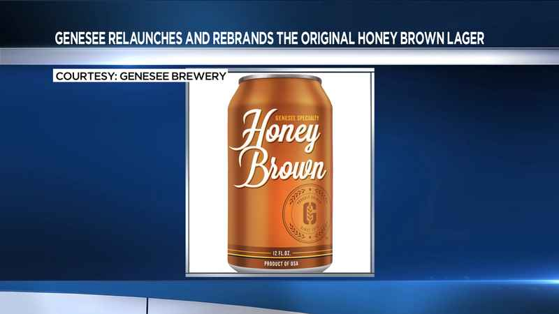 Genesee Brewery re-launches Honey Brown Lager