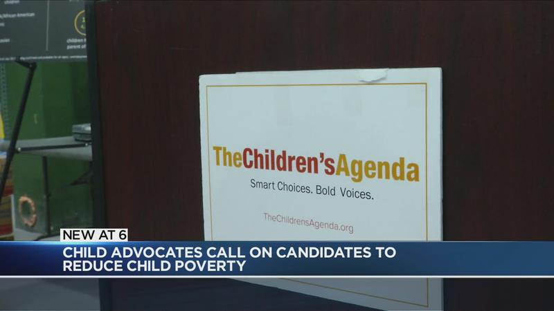 Act aims to reduce child poverty by half over 10 years