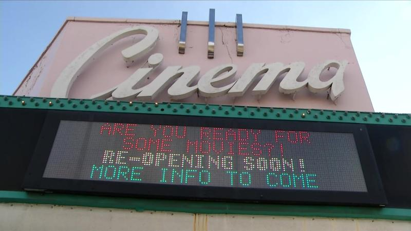After long wait, movie theaters finally get reopening word