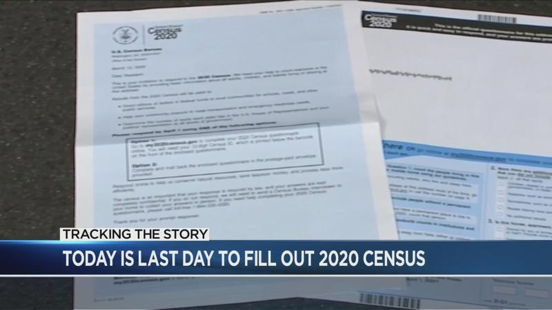 Census 2020: Last chance to participate
