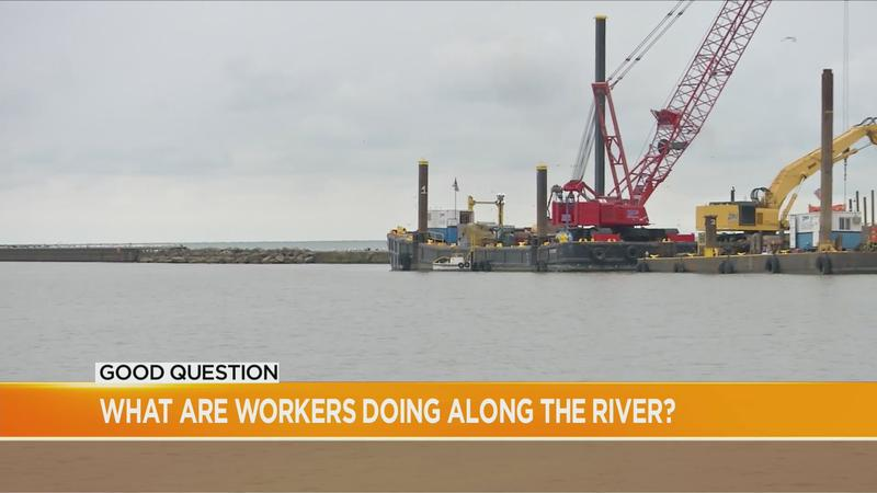 Good Question: What's going on along the Genesee River?