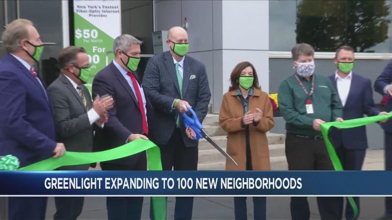 Greenlight Networks expands, opens new headquarters in Henrietta